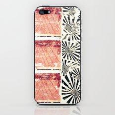 RETRO 4 iPhone & iPod Skin