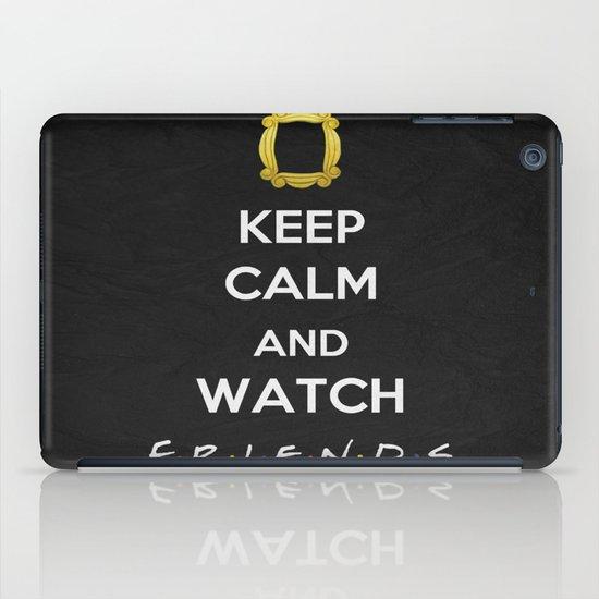 F.R.I.E.N.D.S - Keep Calm iPad Case