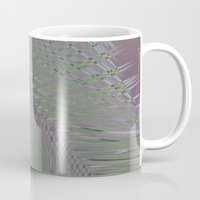 Trippy Pastel Palm Mug