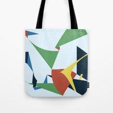 Folds Tote Bag
