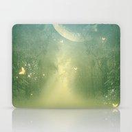 Mystical Forest Laptop & iPad Skin