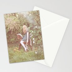 little rocking horse Stationery Cards