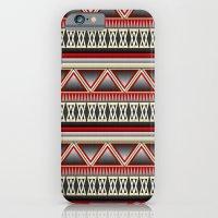 Dark Romance Tribal iPhone 6 Slim Case