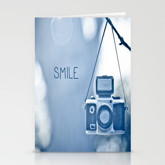 Smile Stationery Card