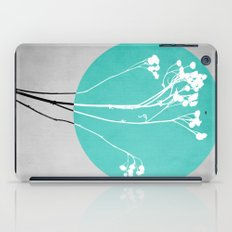 Abstract Flowers 1 iPad Case