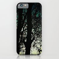 iPhone & iPod Case featuring My tree by Anna Brunk