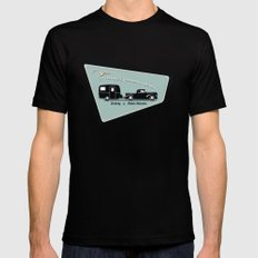 Extreme Rv T SMALL Black Mens Fitted Tee