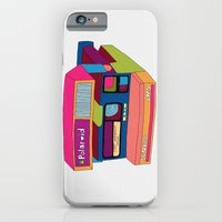 Captures Great Moments (color fun) iPhone 6 Slim Case