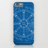 iPhone & iPod Case featuring Project Midgar by VerticalSynapse