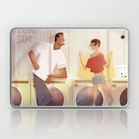 Laundry And Love Laptop & iPad Skin