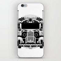 Jeep Ni Erap iPhone & iPod Skin