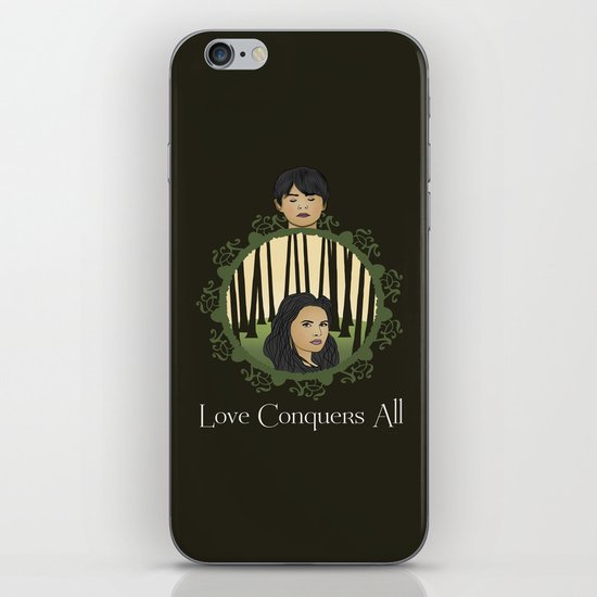 Once Upon A Time - Two Halves, One Whole iPhone & iPod Skin