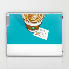 Trumpkin Spice Latte Laptop & iPad Skin