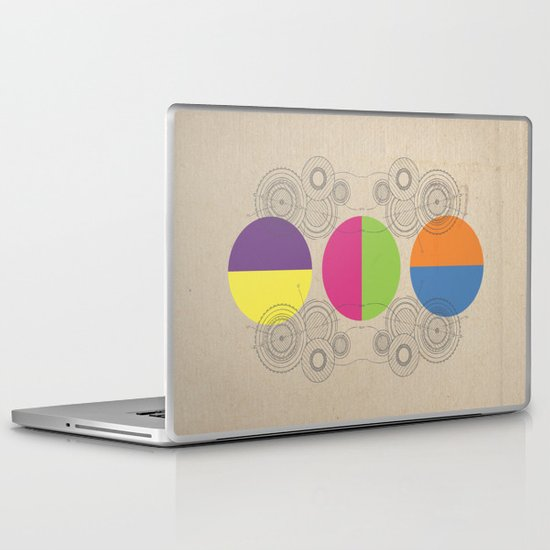 Reverse Laptop & iPad Skin