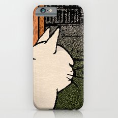 Asakusa Ricefields pixel colour iPhone 6 Slim Case