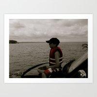 Aidan White Art Print
