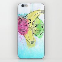 Fruit Snacks!  iPhone & iPod Skin