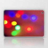Colourful Lights Laptop & iPad Skin