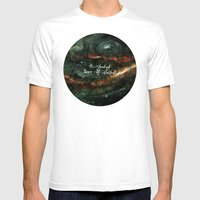 One Hundred Years Of Sol… Mens Fitted Tee White SMALL