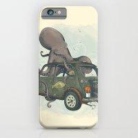 Beastie of the Deep iPhone 6 Slim Case