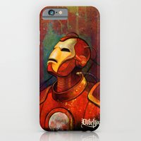Iron iPhone 6 Slim Case