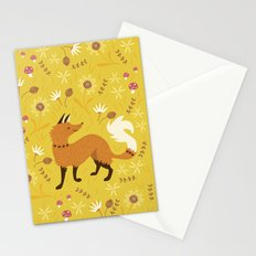 Cute as a Fox Stationery Cards
