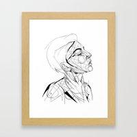 Madeline Framed Art Print
