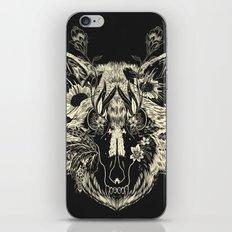 Wild Heart iPhone & iPod Skin