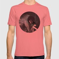 VEA 20 Mens Fitted Tee Pomegranate SMALL