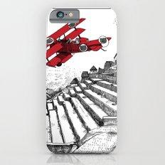asc 114 - Le Baron Rouge & son ours Darwin (La montagne où tombent les étoiles) iPhone 6 Slim Case