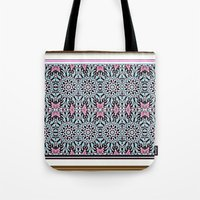 Ivy Garden Tote Bag