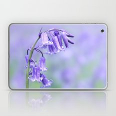 English Bluebell Laptop & iPad Skin