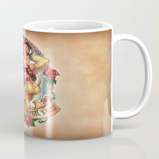 Till The Last Petal Falls Mug