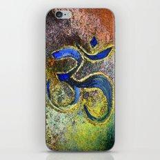 Namaste iPhone & iPod Skin