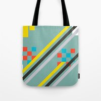 Squarely Tote Bag