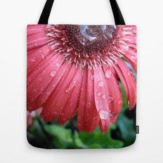 Morning Rain Tote Bag