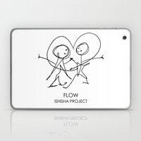 FLOW by ISHISHA PROJECT Laptop & iPad Skin