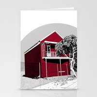 Newcastle I Stationery Cards