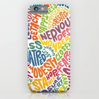 The inner workings of my mind! White! iPhone 6 Slim Case