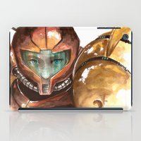 Samus iPad Case