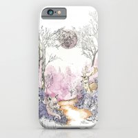 iPhone & iPod Case featuring Woodland Magic by Jessica Feral