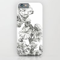 iPhone & iPod Case featuring Flower Study by Trisha Thompson Adams