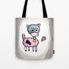 Lisa, I Thought You Loved Me Tote Bag