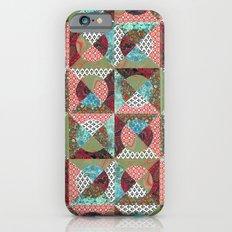 collage mix paper Slim Case iPhone 6s