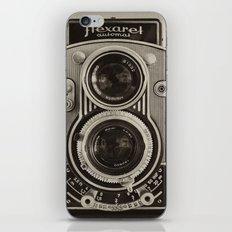 Flexaret | Vintage Camera iPhone & iPod Skin