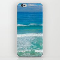 Cleansing Bliss iPhone & iPod Skin