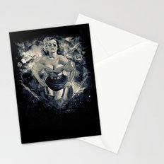 Space Breaker Stationery Cards