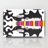 The Elephant With The In… iPad Case