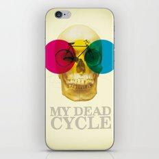 CYCLE iPhone & iPod Skin