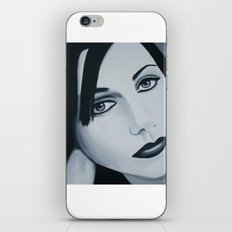 Polly Jean Muse iPhone & iPod Skin